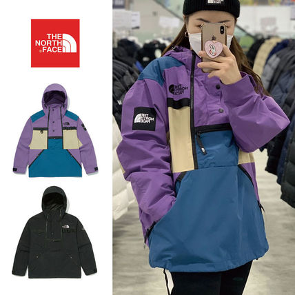 ★THE NORTH FACE★ NA4HM01 STEEP ANORAK ナイロン