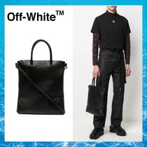 Off-White ロゴ トートバッグ ★関税込み★