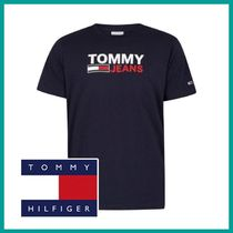 Tommy Jeans ♠ コーポレートロゴTシャツ