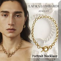 NEW!アメリカ発【Laura Lombardi】Portrait Necklace ネックレス