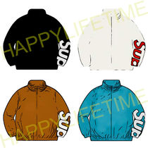◆WEEK1◆SUPREME21SS★Spellout Track Jacket