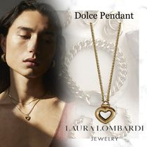 NEW!!アメリカ発【Laura Lombardi】Cuore Necklace ネックレス