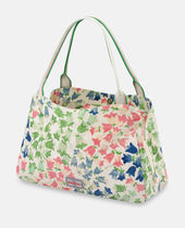 【Cath Kidston】Painted Bluebell柄 ニューデイバッグ