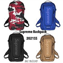 ★21SS WEEK1★Supreme Backpack