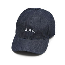 A.P.C. アーペーセー ロゴ キャップ