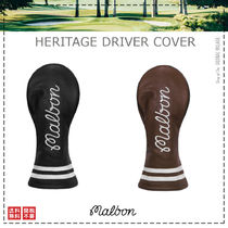 Malbon Golf / 21SS / HERITAGE DRIVER COVER