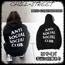 Anti Social Social Club // MIND GAMES HOODIE