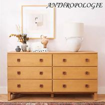 お洒落★ANTHROPOLOGIE★Amber Lewis Sunfair SixDrawer Dresser