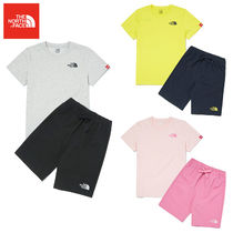 ★THE NORTH FACE★K'S WOVEN SHORTS LOUNGE EX SET NT7UM19