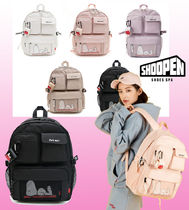 【SHOOPEN X PEANUTS】Snoopy Mesh Backpack/追跡付