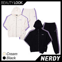 【NERDY】NY Hooded Zip-up 上下Set★正規品