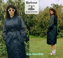Barbour(バブアー) トレンチコート 国内発| Barbour by ALEXACHUNG  Delia キルトシェル トレンチ
