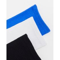 Only & Sons 3 pack socks with logo in multi
