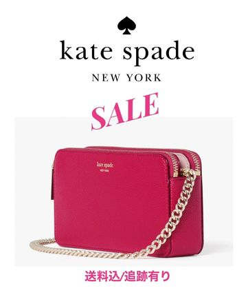 Kate Spade〓margaux double-zip mini crossbody【SALE】