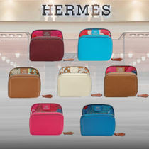 【完売必至】Hermes Silk'In Coin Purse 小銭入れ