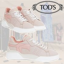 **TOD'S**トッズ**Sneakers with Logo★スニーカー