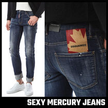 【D SQUARED2】 SEXY MERCURY JEANS