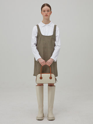 MARGE SHERWOOD トートバッグ 500円追加割引[Margesherwood]/21SS BESSETTE TOTE/ BROWN(9)
