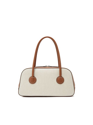 MARGE SHERWOOD トートバッグ 500円追加割引[Margesherwood]/21SS BESSETTE TOTE/ BROWN(14)