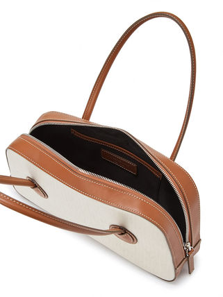 MARGE SHERWOOD トートバッグ 500円追加割引[Margesherwood]/21SS BESSETTE TOTE/ BROWN(15)