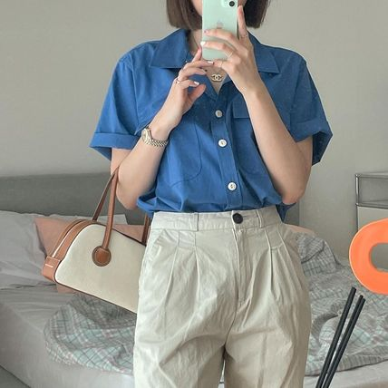 MARGE SHERWOOD トートバッグ 500円追加割引[Margesherwood]/21SS BESSETTE TOTE/ BROWN(3)