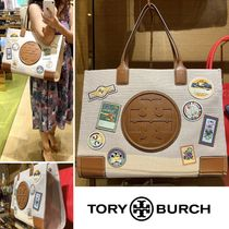 TORY BURCH ELLA PATCHES TOTE パッチトート