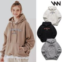 WV PROJECT★Forest friends hoodie JIHD7451 4カラー