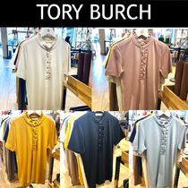 Outlet買付【Tory Burch】Short Sleve Polo 75729