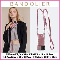 iPhone・対応機種豊富 ☆Bandolier☆ Emma Metallic Crossbody