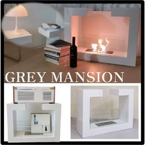 韓国雑貨★GREY MANSION★Greece ethanol stove ストーブ だんろ