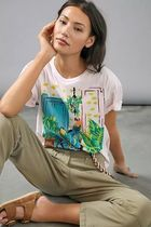 Back When ★ Parrot Paradise Graphic Tee