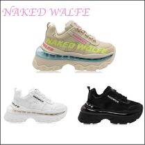 NAKED WOLFE FIERCE TRAINERSスニーカー送料込