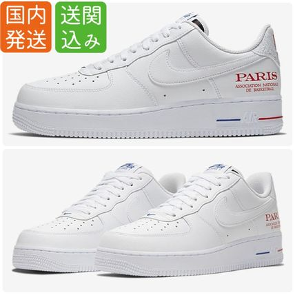 コラボ★NIKE x NBA★Air Force 1 Low Paris Game 送関込み