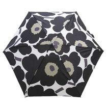 Marimekko 折り畳み傘 048858 030 MINI MANUAL PIENI UNIKKO BK