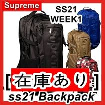 Supreme Backpack バックパック SS 21 WEEK 1 2021