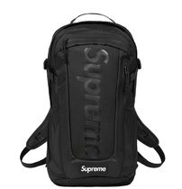 BLACK【在庫あり】SUPREME 21 WEEK 1 BACKPACK