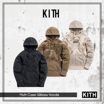 {KITH} Multi-Camo Williams Hoodie 送料関税込
