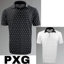 【PXG】SHORT SLEEVE CACTUS POLO ポロシャツ
