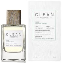 Clean(クリーン香水) Reserve Smoked Vetiver EDP 100ml