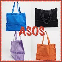 *NEW *ASOS ビッグトートバッグ 送料込