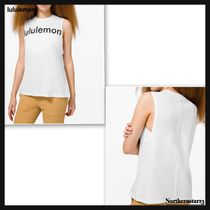 【lululemon】All Yours Tank Graphic/ロゴ入り