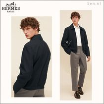 HERMES(エルメス) ジャケット《with removable collar》2021SS