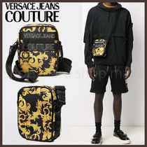 Versace Jeans Couture◆バロックプリント◆クロスボディバッグ