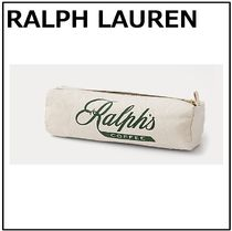 【ralphlauren】Ralph's Coffee Pencil Pouch☆ペンシルポーチ