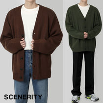SCENERITY Prom knit cardigan