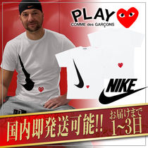 【COMME des GARCONS】NIKE MEN'S コラボカットソー