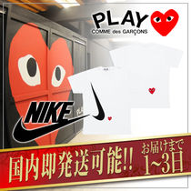 【COMME des GARCONS】NIKE LADY'S コラボカットソー