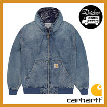 CARHARTT WIP OG BANDANA ACTIVE JACKET DENIM NE2939 追跡付