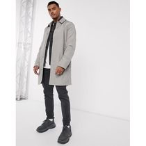ASOS DESIGN lightweight single breasted trench coa