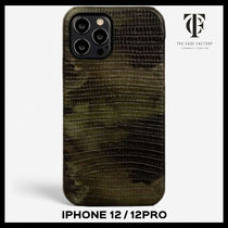 ★関送込★THE CASE FACTORY★iPhone 12/12 Pro★VARAN MILITARY